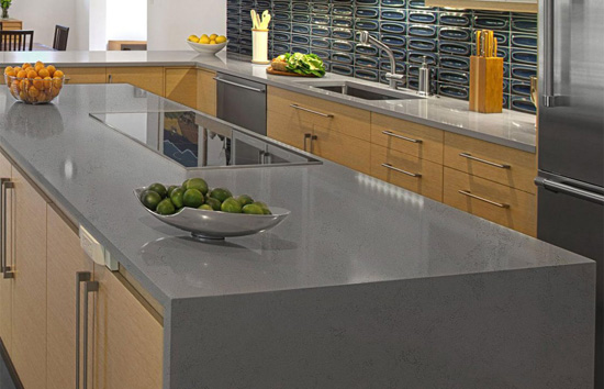 AQ622-Cement-Grey-Quartz-Countertops-1home
