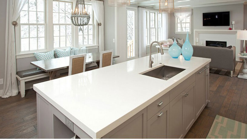 AQ302-Pure-White-Quartz-Countertops-1