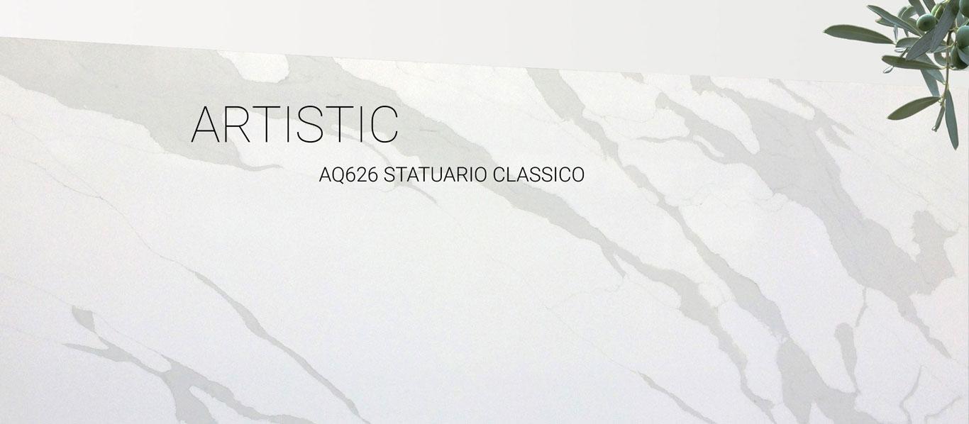 AQ626-Statuario-Classico