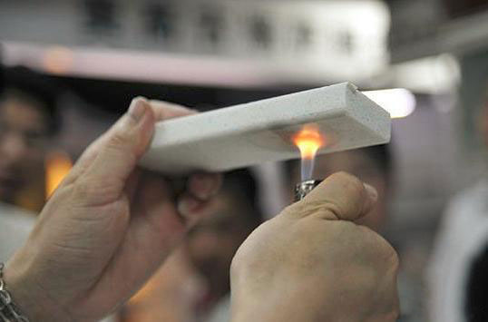 Heat-resistant Test for Quartz Stone